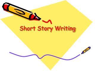Analysing short stories essay